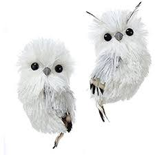 owl ornaments home kitchen