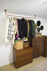 diy clothing storage conquer clothing storage with these 6 strategies extra storage