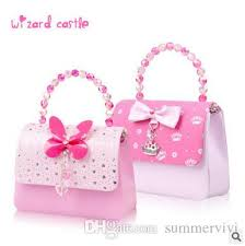 bags of bows kids bag bows colorful handbag children heart