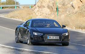 audi r8 chrome blue a faster more audi r8 may be on the way autoguide com news