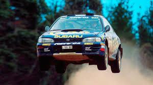 subaru gc8 rally top gear bids farewell to the subaru impreza top gear