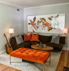 Orange Ikea Sofa by Ikea Sanela Perfect Fall Pillow Fall Pinterest Fall