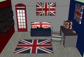 d馗o anglaise chambre ado décoration chambre ado anglaise 96 nanterre 08352350 rideau