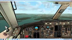 my first manual landing boeing 752 youtube