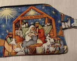 christmas manger christmas manger etsy