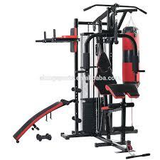 new multi gym 100kg weights kraftstatio fitness equipment multi