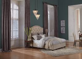Wood Blinds For Arched Windows Custom Real Wood Shutters Budget Blinds