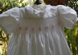 baby s smocked dress size newborn 3 months heavenly