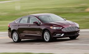 2017 ford fusion hybrid first drive u2013 review u2013 car and driver