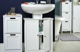 Undercounter Bathroom Storage Counter Storage Contemporary Bathroom Countertop Cabinets
