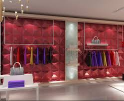 Small Shop Decoration Ideas Beautiful Small Clothes Shop Interior Design Ideas Images