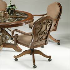 dining room chairs with wheels kitchen dining room dark dining chair cushions with wooden
