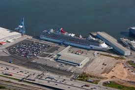 port of baltimore cruise terminal at capacity weighing expansion