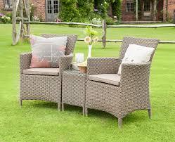 Hartman Madison Duet  Seat Rattan Garden Furniture Set - Rattan furniture set