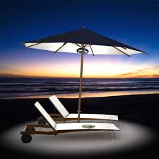 offset patio umbrella with led lights 10 deluxe polyester offset patio umbrella with led lights by outdoor