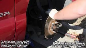 ball joint control arm remove u0026 replace