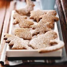 soft molasses cutout cookies recipe taste of home