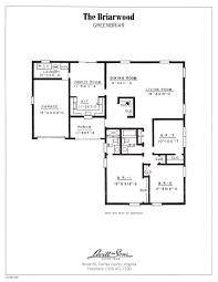 Craftsman Ranch Floor Plans Greenbriar Levittownbeyond Com