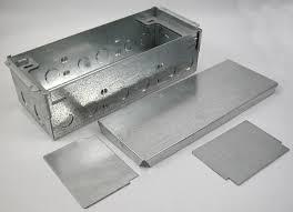 Walker 880mp by 880w Series Steel Floor Box 880w3 Legrand
