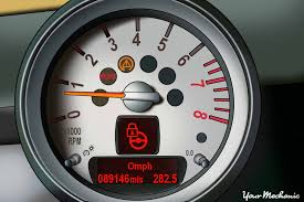 understanding mini service indicator lights yourmechanic advice