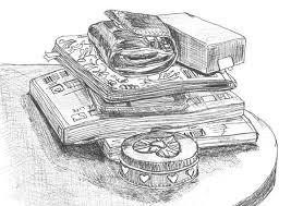 the things on my coffee table u2013 cathryn worrell u0027s art blog