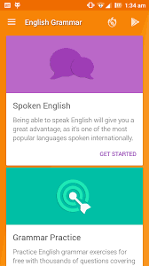 english grammar premium android apps on google play