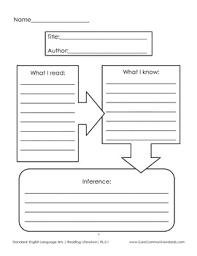 rl 5 1 fifth grade common core worksheets activity and poster tpt