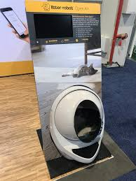 litter robot black friday ces 2017 day two the litter robot u2013 living with loxone
