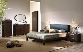 Bedroom Interior Color Ideas by Dark Brown Bedroom Color Schemes Dzqxh Com