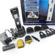 Alat Cukur kemei alat cukur rambut baterai rechargeable hair clipper untuk anak