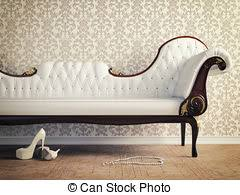 Vintage Sofa Bed Sofa Bed Illustrations And Clipart 6 238 Sofa Bed Royalty Free