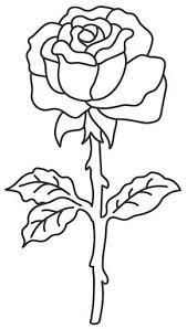 imagenes para colorear rosas colorear rosa para colorear rosas haosou us
