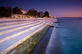sea organ culture zadar county dalmatia zadar the best