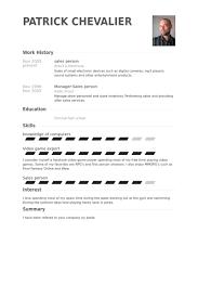 car salesman resume sles 28 images sales resume exle vp sales