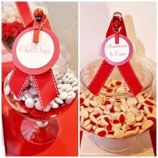 ladybug red and white lolly buffet candy bar lollies in the colour