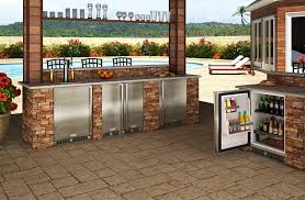 high efficiency outdoor kitchens