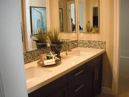 brilliant bathroom double sink decor l and inspiration