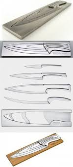 Nesting Kitchen Knives 52 Best Knives Curve And Recurve Images On