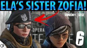 ela u0027s sister zofia u0026 south korean operator white noise tom