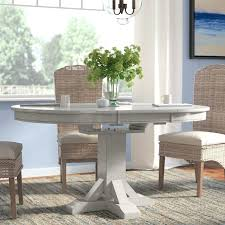 pedestal dining table with leaf dining room table with butterfly leaf white dining table w butterfly