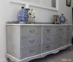 home sweet ru chalk paint dresser redo part 1 homes design