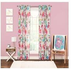 curtains for kids room crayola purrty cat 84 x 50 inch single