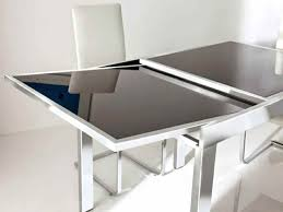 dinning glass top dining table dining room furniture dining room