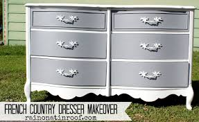 Painting Bedroom Furniture french country dresser makeover diy chalk paint
