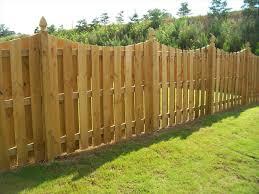 fence types backyard fence ideas