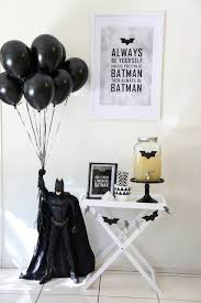 Batman Decoration Best 25 Batman Birthday Parties Ideas On Pinterest Batman Party