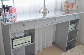 Vanity Diy Ideas Modern Bohemian Lifestyle Diy Mirrored Vanity