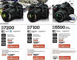 canon rebel t5 black friday 2016 nikon black friday deals leaked online camera news at cameraegg