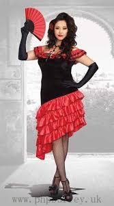 Halloween Costumes Spanish Dancer Dead Costumes Women Clothing Dresses Fashion