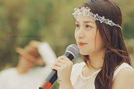 cristine reyes new hairstyle wedding vows of cristine reyes ali khatibi weddings guides